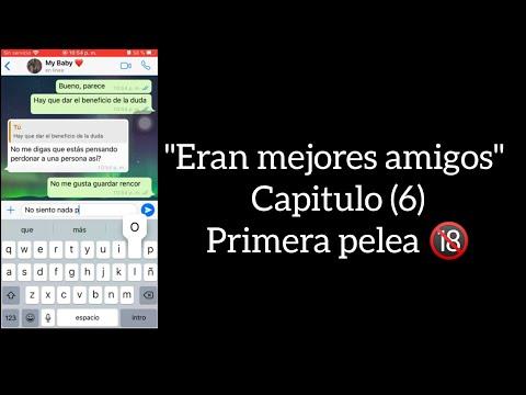 ERAN MEJORES AMIGOS CAPITULO (6)