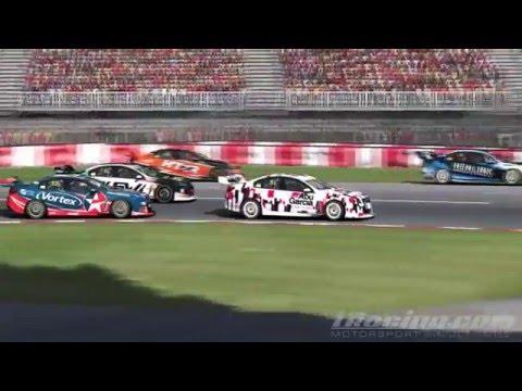 Holden V8 | Luck be  a lady @ Circuit Gilles Villeneuve