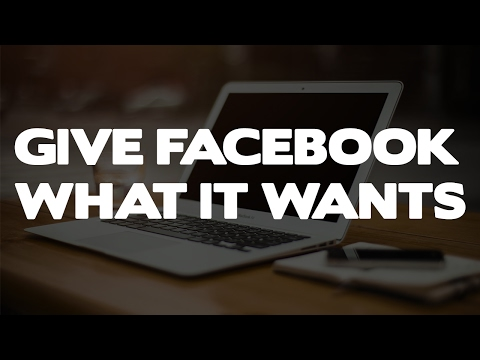Facebook Adverts - How To Be Successful With Website Conversions