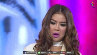 Cambodia comedy ah yai prom manh at pnn tv show,TV Nice