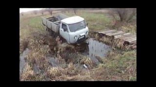 Уаз 4х4 off-road.уаз3303-головастик на вл-30 джиппинг в Ростове-На-Дону