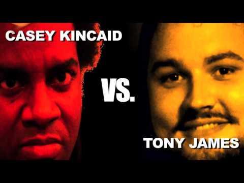 MR. BACW TOURNAMENT - FINAL - Casey Kincaid vs. Tony James