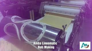 Gambar cover Amba LineOmatic Machine