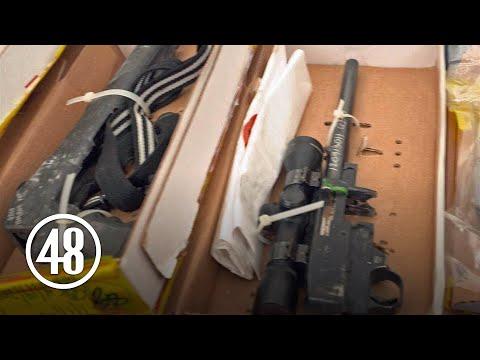 Serial killer Israel Keyes was prepared for murders