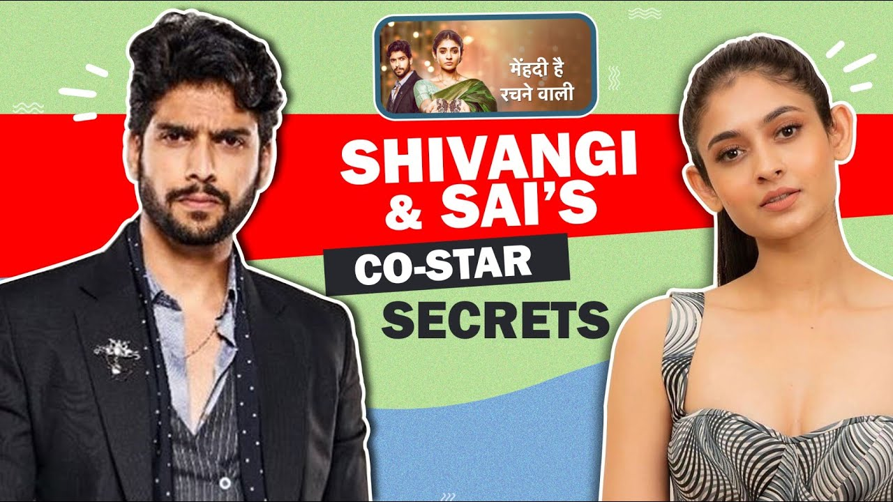 Download Shivangi & Sai Talk About Each Other's Co-Star Secrets, First Impressions & More