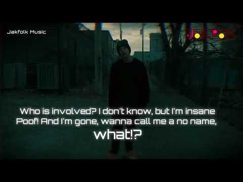 NF - NO NAME (Instrumental + Lyrics) Karaoke - RAPPER 2018