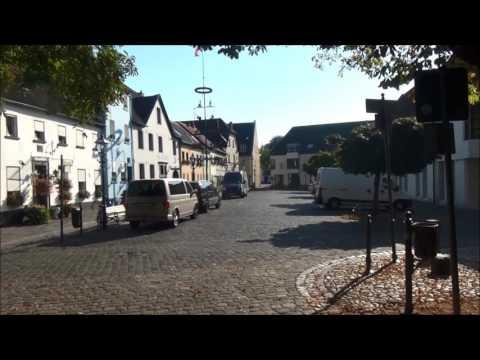 Krefeld Linn by motorhome