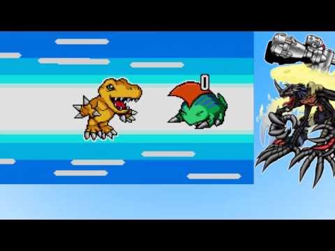 Digimon Digital Monsters - Anode & Cathode Tamer -  
