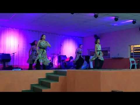 Coreografia Fica Tranquilo - Ministério Dance Holy Spirit