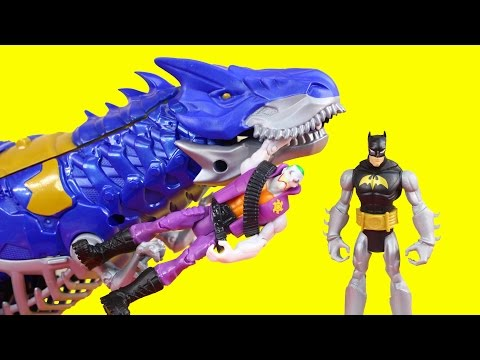 Batman Unlimited Batman & Cyberex Defend Wayne Manor From Joker Deathstroke And Bane