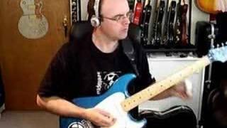 Toccata in D minor(J.S Bach)-Ketil Strand-AXON guitar synth