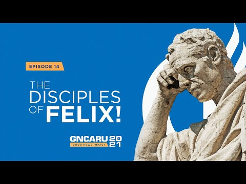 """""""The Disciples of Felix"""" 