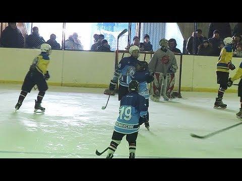 4-й зональный тур 4-го первенства Омской области по хоккею среди дворовых команд «Омские орлята»