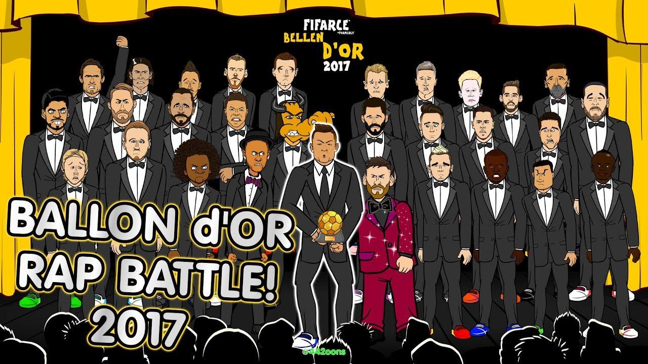 ballon-d-or-2017-rap-battle-ronaldo-messi-28-more-players