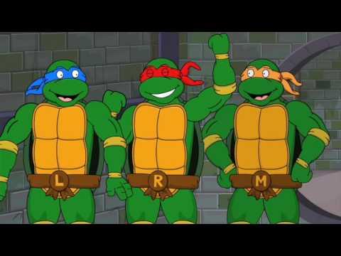 Donatello Gets Screwed