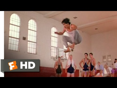 Thumbnail: Dragon: The Bruce Lee Story (4/10) Movie CLIP - I'm Bruce Lee (1993) HD