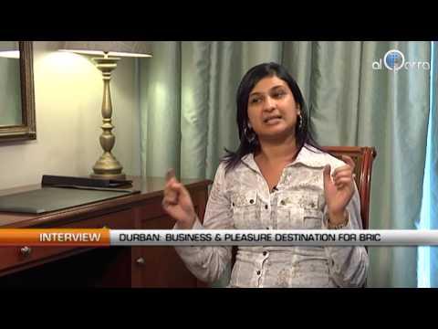 Durban: Business & Pleasure destination for BRIC