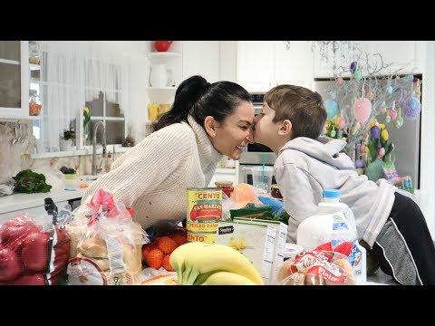 Пробуем Продукты из Армянского Магазина и VONS - Эгине - Семейный Влог - Heghineh Cooking Show