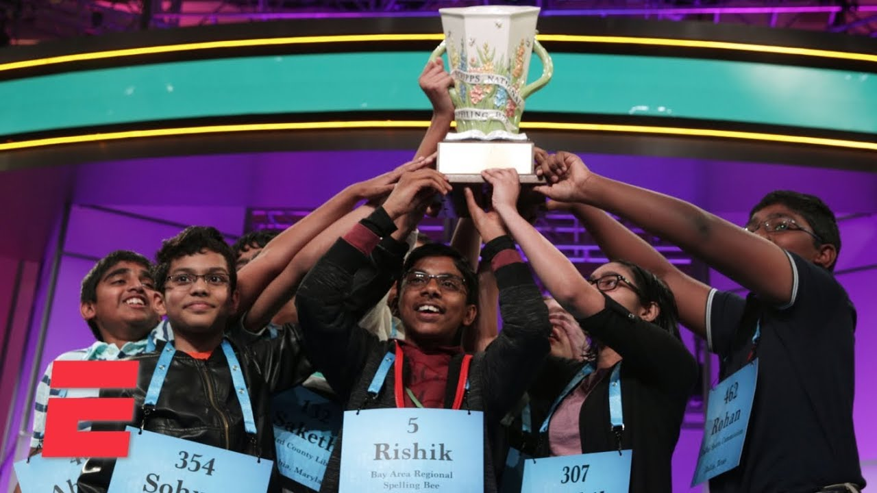 With an unprecedented eight winners, will National Spelling Bee consider changes?