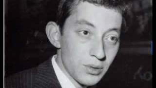 Watch Serge Gainsbourg Le Sonnet Darvers video