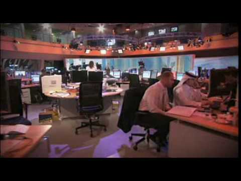 Al Jazeera English Pre-Launch Promo (2006) on YouTube