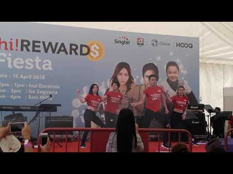 Sexy Dance in orchard By Singtel