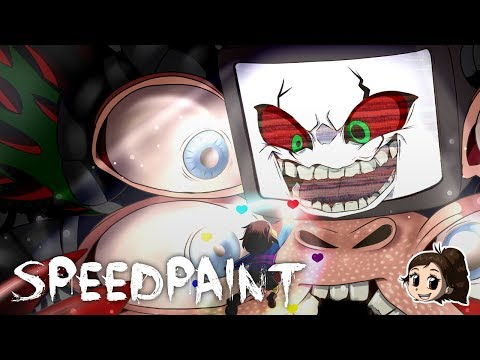 Omega Flowey Speedpaint (Undertale) -- And They Came