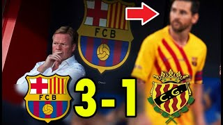 BARCELONA VS NASTIC [3-1]  RESUMEN Y GOLES AMISTOSO | DEBUT DE KOEMAN Y LIONEL MESSI 2020 Highlights