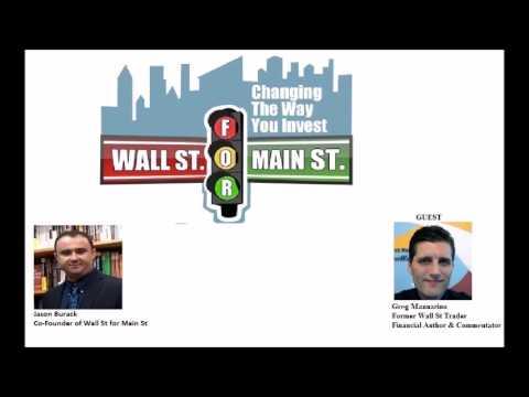 Greg Mannarino: Debt Bubble Close To Bursting