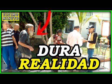 CRISIS EN VENEZUELA 21 Feb LLEVANDO ALIMENTOS A PERSONAS EN ESTADO DE CALLE SOMOS TODOS