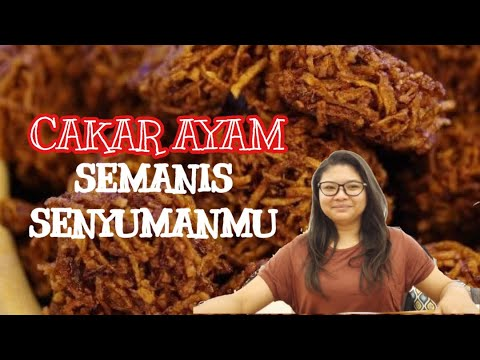 How to make Kuih Cakar Ayam | Kitchen Lab | Butterkicap from YouTube · Duration:  36 seconds