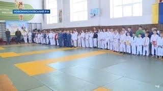видео В Запорожье прошел открытый чемпионат по дзюдо среди детей