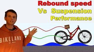 Rebound speed vs Suspension performance (MTB Ep.15)