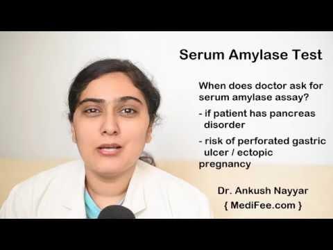 Amylase (Serum) Test In India