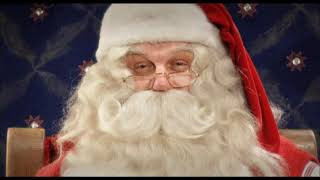 Video message from Santa Claus in Lapland for kids: greetings to children from Father Christmas PNP