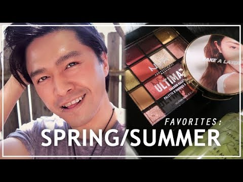 spring-&-early-summer-favorites-2019---diet,-skincare-&-beauty