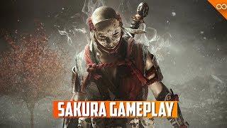 For Honor NEW SAMURAI SAKURA GAMEPLAY - Lawbringer and Raider Rework Gameplay