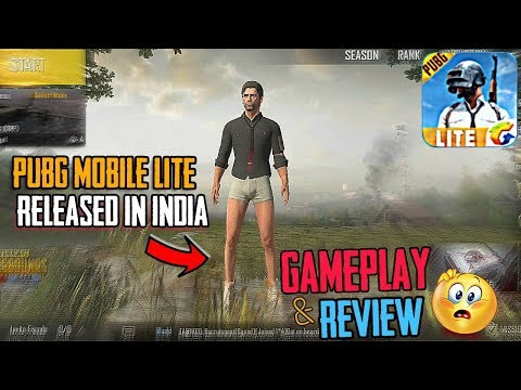 pubg-mobile-lite-released-in-india-|-gameplay-&-review-!!