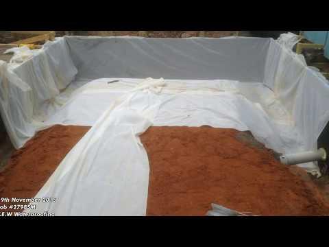 Watch How Water Repels Off A Concrete Densified Floor Doovi