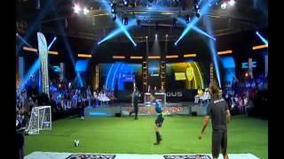 #TheVictorious تحدي سكاي دايف دبي للقوة البدنية