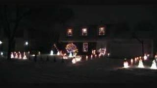 2007 Mr.Christmas light show