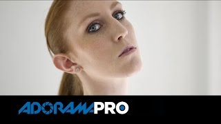 Natural Light Effect for Beauty Photography - OnSet ep. 21