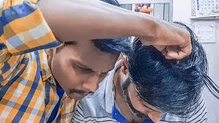 ASMR Hair Cracking Head Massage by Master Cracker