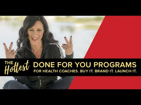 How to Build a Signature Program in 6 Steps for health coaches at www.yourhealthcoachbiz.com
