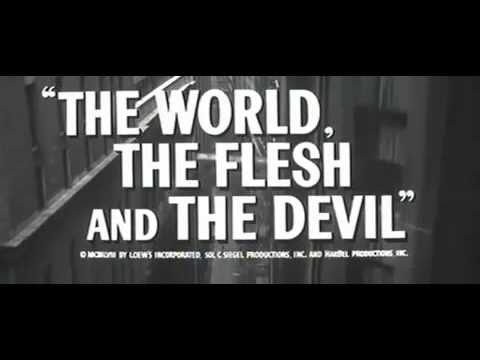 The World, The Flesh and The Devil Trailer - YouTube
