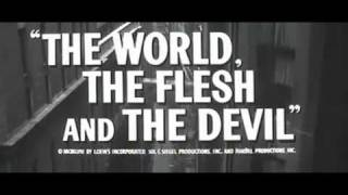 The World, The Flesh and The Devil Trailer