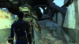 E3: Fallout 4 | Kampfsystem - Action-Szenen von der E3-Präsentation