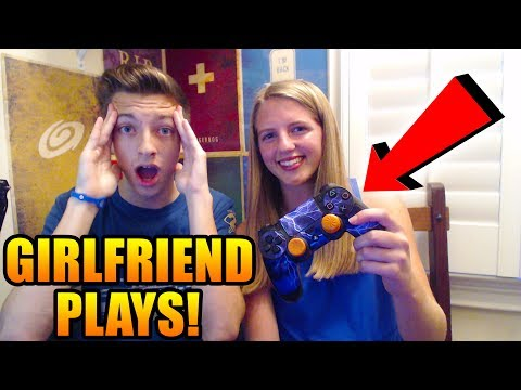 Teaching My GIRLFRIEND How To Play Call of Duty Zombies! *NOOB ALERT* - (Black Ops 3 Zombies LIVE)