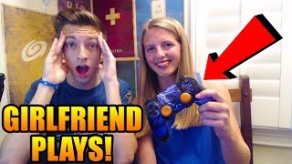 Teaching My GIRLFRIEND How To Play Call of Duty Zombies!