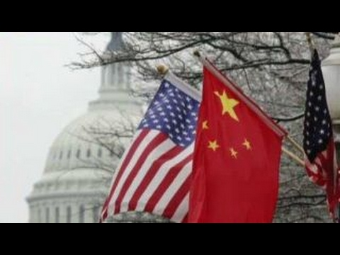 Trump diffuses animosity between the administration, China